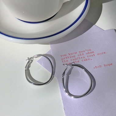 사르 earring (2 color)