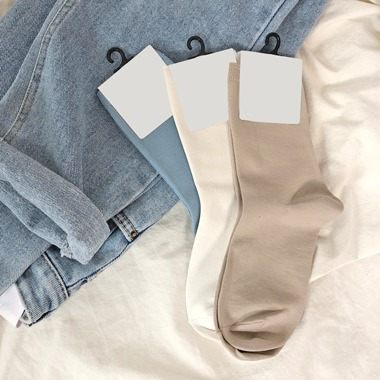 어밍 socks (4 color)