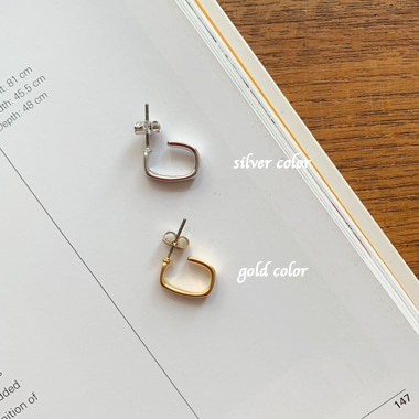 세루 earring (2 color)